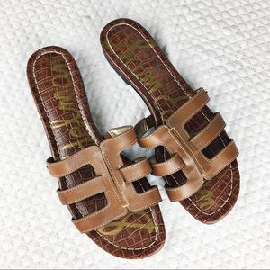 Sam Edelman Berit Strappy Slide Sandal Size 8 1/2